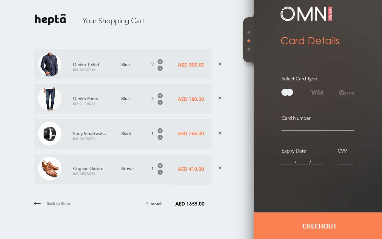 The Fastest Safe Online Checkout
